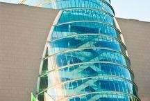 Arquitectura Moderna / Nuevas construcciones del mundo. Inmuebles y detalles de las últimas edificaciones concretadas por el mundo arquitectónico.