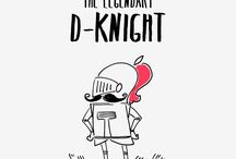 The Legendary D-Knight / The story of shaving legend, D-Knight.