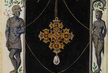 Jewel Book of the Duchess Anna of Bavaria (1550s)