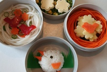Bento Lunch Box ideas....