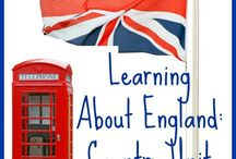 Country Units: England / Studying England? This board will house all ideas related to that.