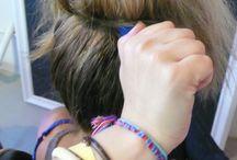 hair styles / by Kelli Halsey