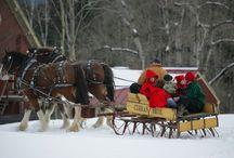 Winter Fun In Vermont!