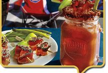 Wright® Brand Inspired Cocktails / Just pork belly up to the bar ...