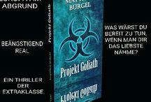 Projekt Goliath / AKTUELL, SPANNEND, ATEMBERAUBEND  EIN THRILLER DER EXTRAKLASSE
