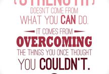 Motivation Monday / Let's get a little motivation for Mondays (or any day of the week!)