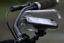 I love my bike / Bike hacks