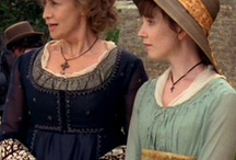 Jane, Elizabeth, Charlotte and etc...