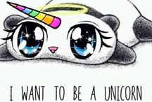 Uicorns / unicorns only plz