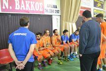 Ζαφειράκης Νάουσας Μπάσκετ 2016-17