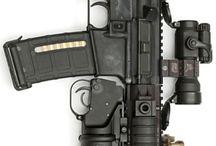 Guns of my dreams