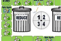Headstart Study Garbage / by Lindsey Meyer