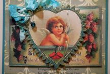 AlteredPages Cardmaking / See what our Team makes for beautiful cards!