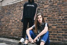 Bershka London Calling / Magnifisant and majestic London always has its own style and fashion. The NEW Bershka Collection inspired by streets of London. http://bers.hk/PinterestLondon / by Bershka