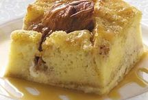 Bread Puddings ~ Sweet & Savory / by sharry dunn
