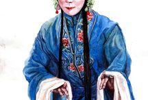 Peking opera (Jingju)
