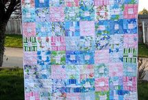 Quilting: Vintage Sheet Quilts