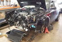 Automotive Engine Repair in Pensacola, FL / Bobby Likis Car Clinic / PreRepair® Service Shop. Automotive Engine Repair and Service. 850-477-9480 || www.CarClinicService.com