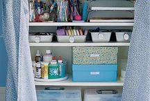 organizing / by Kimberly Shelton