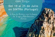 Retiros de yoga del studio / Retiro de verano & otoño