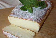 Tarta de queso japonesa / Tres huevos L