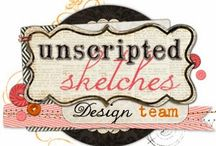 Unscripted Sketches / Weekly Sketches From Unscripted Sketches Challenges