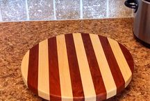 Cutting Boards & Kitchen Accessories