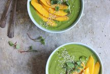 Gasp.Swoon.Faint.Smoothie Bowls. / by The Broke Socialite™
