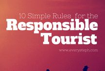 Responsible Travel & Sustainability