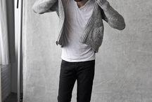 Fashion: Mens ~ Spring & Autumn/Fall / Fall/Autumn mens fashion.