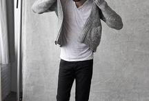 Fashion: Mens ~ Spring & Autumn/Fall / Fall/Autumn mens fashion.