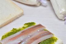 Рыба хлеб рулет