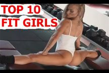 Top Fitness Models