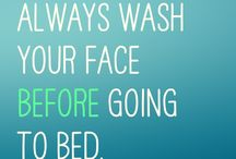 Skin Care & Makeup Quotes