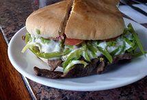saguruchos o sandwichs
