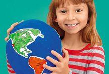 Homeschooling Geography
