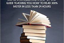 Speed Reading Tidbits