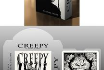 Card Design / Playing cards (or pther) Cool designs