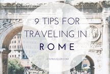 trip to Rome - August 15