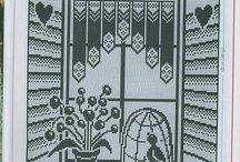 Virkattu (Filet crochet)