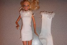 Barbie clothes DIY