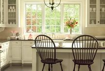 Farmhouse: Kitchens