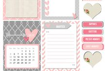 Planner and Journal