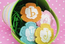 EASTER / Recipes, decor and other fun projects for celebrating Easter / by Jamie Carter