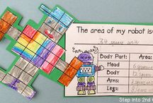 Classroom-Math / by Kerri Kinter
