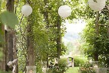 Jardins blancs
