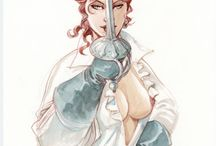 Comics: Enrico Marini