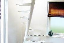 Escaleras pequeñas