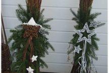 Vánoční větve