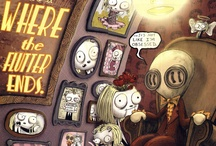 Lenore / Creepy cute